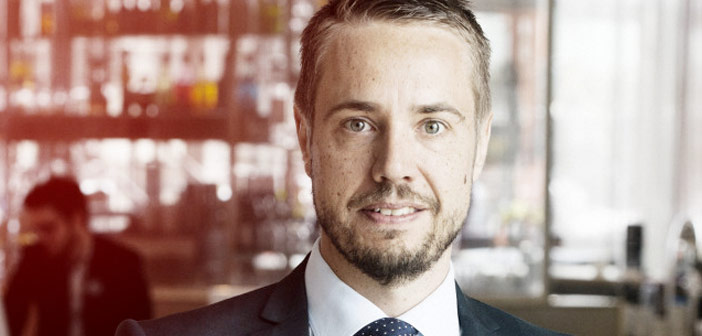 Henrik Berghult på Clarion Hotel Arlanda