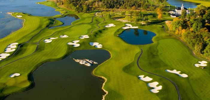 Golfweekend och konferens
